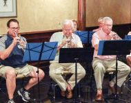 Bill McIlvaine's Birthday Party 8/15/15